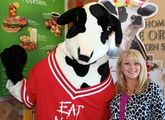 Jeanne Hammontree of Chick-fil-A of South Franklin. Click on her picture to read about her! #AmericasFavoriteMainStreet www.downtownfranklintn.com