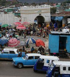 Shoa Gate, Harar