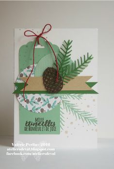 Les Ateliers de Val: Christmas Card