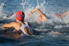 This swim-focused training plan is designed for beginner to intermediate triathletes.