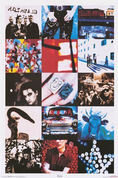 A great poster of the Achtung Baby album cover! A turning point for U2 and one of the best albums of the 1990's! Fully licensed - 2011. Ships fast. 24x36 inches. Check out the rest of our amazing sele