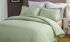 Hotel Grand Egyptian Cotton Duvet Set | Groupon. Purchased.