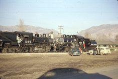 Union Pacific Steam - Don Strack Ogden Utah, Union Pacific Railroad, Steam Railway, Train Pictures, Steam Locomotive, England, Park, Trains, Southern