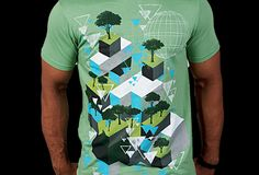 5c541a2c 30 Amazing T-Shirt Designs for Inspiration - Speckyboy Design Magazine  Design Fields, Magazine
