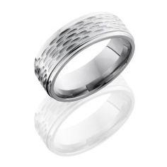 8FGE DISC 1-POLISH # lashbrook designs # lashbrook designs # sheltonjewelers.com # mens bands # wedding bands for me # the GQ man