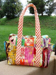 I'd probably go designer to spend over $200 on a diaper bag but it is beautiful!