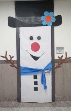 Trendy january classroom door ideas for kids Locker Decorations, Christmas Door Decorations, School Decorations, Christmas Wreaths, Christmas Classroom Door, Christmas Front Doors, Classroom Decor, The Grinch, Diy Fairy Door