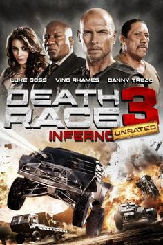 #Movie Death Race 3: Inferno Unrated