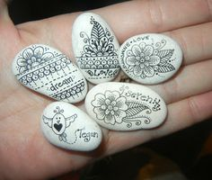 Sugarbird: Pretty Pebbles