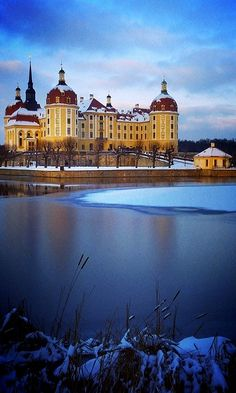 Schloss Moritzburg, Germany (by CShorticus)
