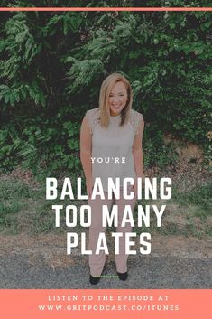 Ever seen those graphics where the mom is balancing 100 plates, while taking a phone call, wiping a babys butt and she has to have 4,000 arms to do it? Well, Newsflash homegirl, you dont have 4,000 arms so whatever plates youre balancing need to be carefully selected. Whether its business or life youve GOT to get control. Heres how.