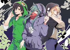 Seto, Kido, & Kano