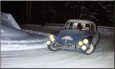 The Citroën DS took three famous rally wins, Paul Coltelloni took 1959 Monte Carlo Rally win, Pauli Toivonen took 1962 1000 Lakes Rally win and 1966 Monte ...