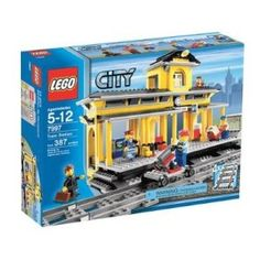 Buy LEGO City Train Station Special Prices - http://wholesaleoutlettoys.com/buy-lego-city-train-station-special-prices