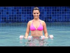 Combining Water Aerobics Movements | Water Aerobic Exercise
