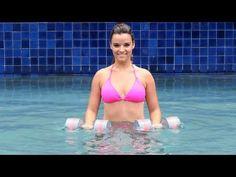 Combining Water Aerobics Movements | Water Aerobic Exercise
