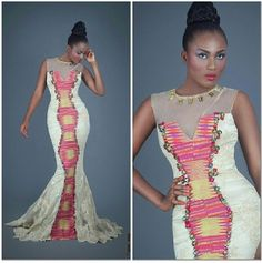Yesss ma ~African Prints, African women dresses, African fashion styles, african clothing