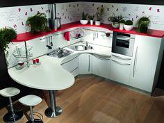 кухонная мебель для маленькой кухни - Поиск в Google