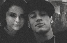Neymar and Selena Gomez