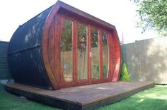 Eco shed - A shed by any other name...