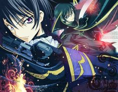 Lelouch as Zero. Found on Devientart this was not made by me.