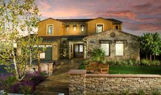 Toll Brothers The Pinnacle at Moorpark Highlands | Outdoor Spaces ...