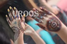 Henna Designs For Brides 2013 By Uroosi