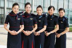 Stewardesses from All Over the World Hong Kong, Hong Kong Airlines