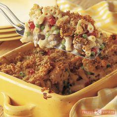 Sajtos-gombás makaróni - bevált makaróni receptek képpel, rakott, sajtos, gombás és sonkás makaróni receptek - Receptvarázs – receptek képekkel
