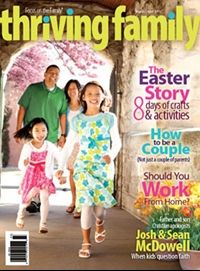 thriving-family  free subscription