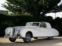 Delahaye 175S Aerodynamique Coupe de Ville par Figoni & Falaschi '1948
