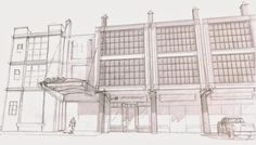Meadows Mile Professional Centre | West Facing Elevation  #MMPC #OnTheMile #YYCre #Architecture