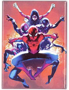 Other Collectible Comics Miles Morales, Comic Book Covers, Amazing Spider, Deadpool, Spiderman, Magnets, Superhero, Comics, Fictional Characters