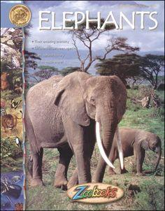 Elephants - Zoobooks