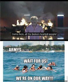 When mon is not at home | allkpop Meme Center