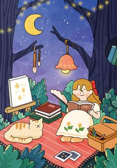 Ombre Wallpaper Iphone, Cute Pastel Wallpaper, Bear Wallpaper, Kawaii Wallpaper, Cute Cartoon Wallpapers, Animes Wallpapers, Art And Illustration, Kawaii Art, Kawaii Anime