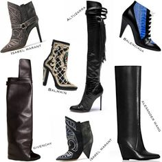 Fall 2012 Boots