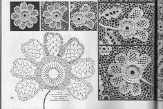 Reasons Pizzo Ireland (Irish Crochet) | DODA CROCHET