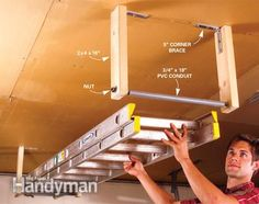 DIY Tips for Your Garage - Article: The Family Handyman.