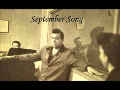 Mario Lanza - September Song