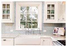 cool  25+ Best Kitchen Backsplash Around Window 2016 , Installing Kitchen Backsplash Around Window? Don't Worries!   You get your cabinets and countertop installed. Well, then something is not c..., http://www.designbabylon-interiors.com/2477-2/