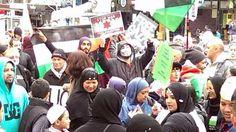 #NZ4GAZA: Thousands attend Pro-Palestine rally in New Zealand