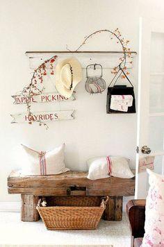 Inspiración para decorar  Hall, Recibidor, anteroom, vestíbulo, antesala Blog Recomiendo by Pola & Cleme