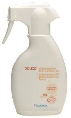 Sogeval 17598 DOUXO Chlorhexidine PS MicroEmulsion Spray, 6.8 oz