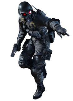 Resident Evil: Revelations - HUNK