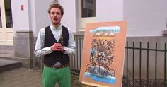 What He Did With Museum Patrons And A Cheap Painting Is Hilarious, But Awesome