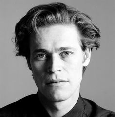 Willem Dafoe | by Richard Corman. One of my favorite faces!