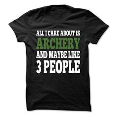 Archery #shirt #style