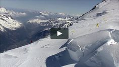 "This is ""Speed Riding Mont Blanc"" by Didier Lafond on Vimeo, the home for high quality videos and the people who love them."