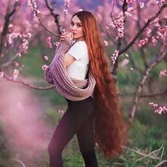 Long Red Hair, Beautiful Redhead, Goblin, Hair Lengths, Redheads, Cool Hairstyles, Aurora Sleeping Beauty, Long Hair Styles, Bride